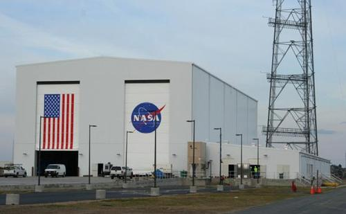 NASA Unveils Horizontal Integration Facility
